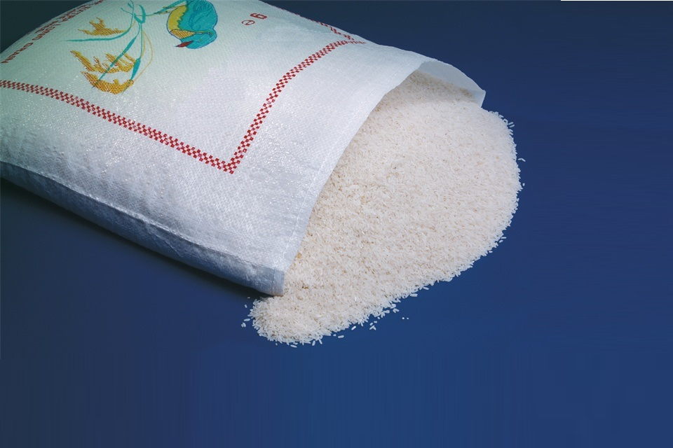 PP Woven Bags- HDPE Rice Bag